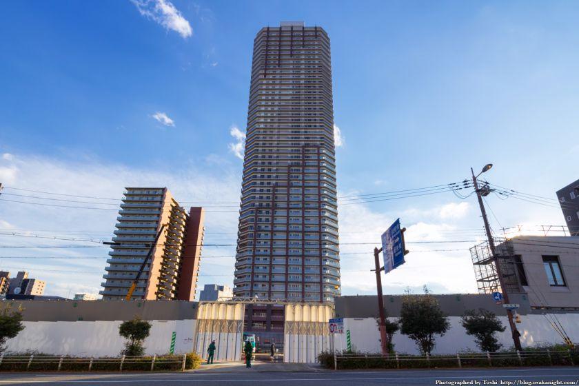 阿波座ライズタワーズ フラッグ46(OMPタワー) 2016年2月 02