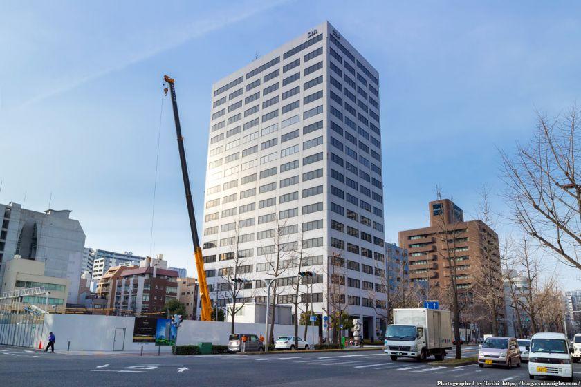 プレミストタワー大阪新町ローレルコート 2016年2月