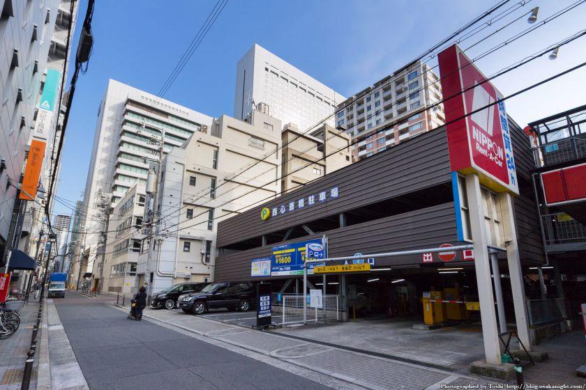 (仮称)中央区西心斎橋一丁目集合住宅 新築工事 2016年2月