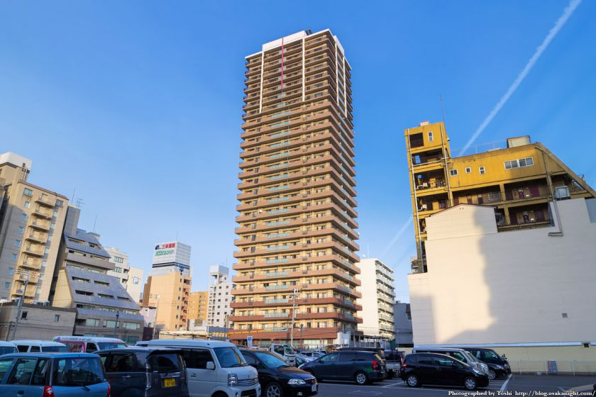 ニューシティレジデンス心斎橋イーストタワー 2016年2月