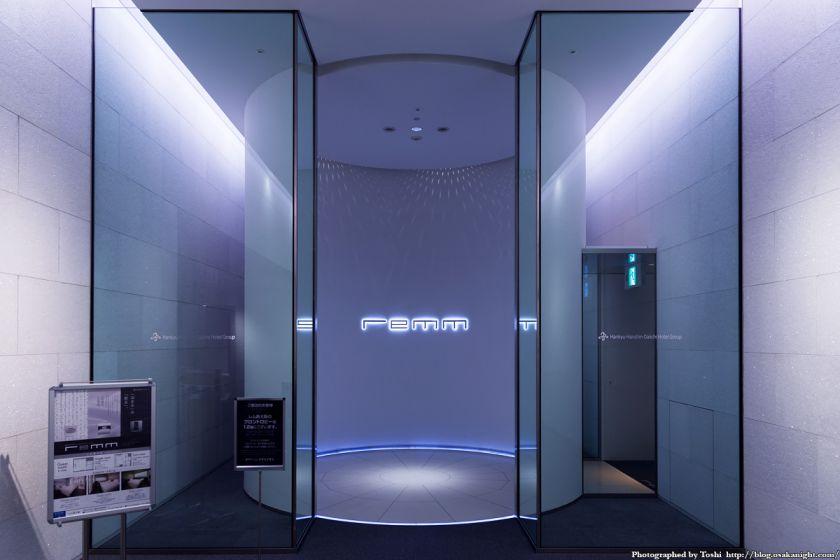 レム新大阪 エントランス 2016年6月 01