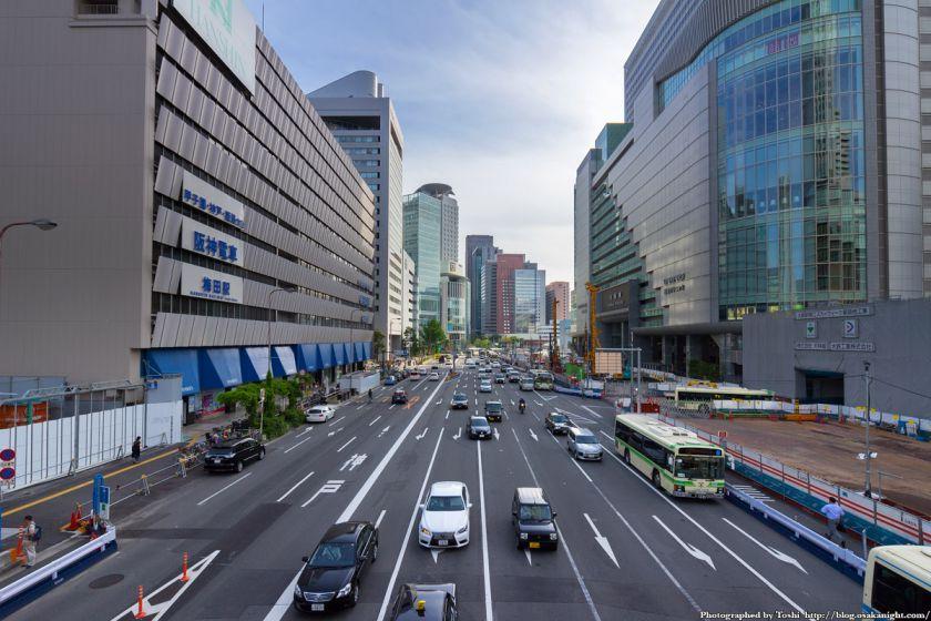 梅田1丁目1番計画ビル JR大阪駅南口 2016年7月