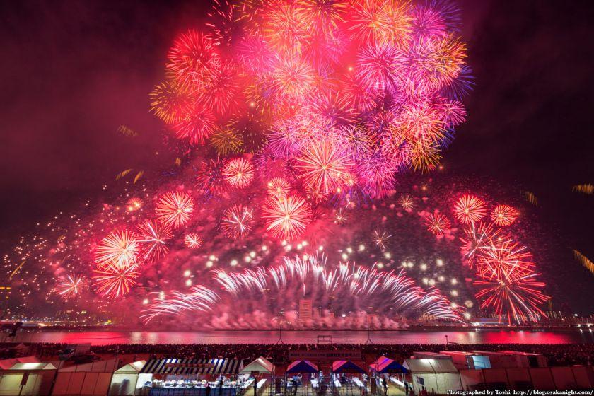 第28回 なにわ淀川花火大会 2016 02