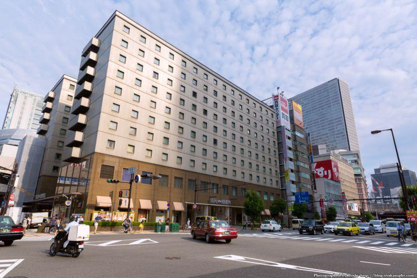 新阪急ホテル 2016年9月