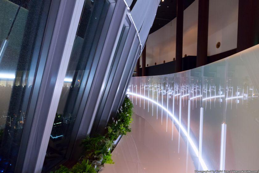 梅田スカイビル 39F 新回遊スペース 01 2016年10月