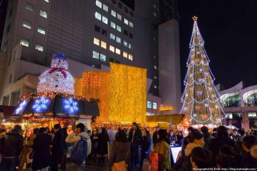 ドイツクリスマスマーケット大阪2016 01
