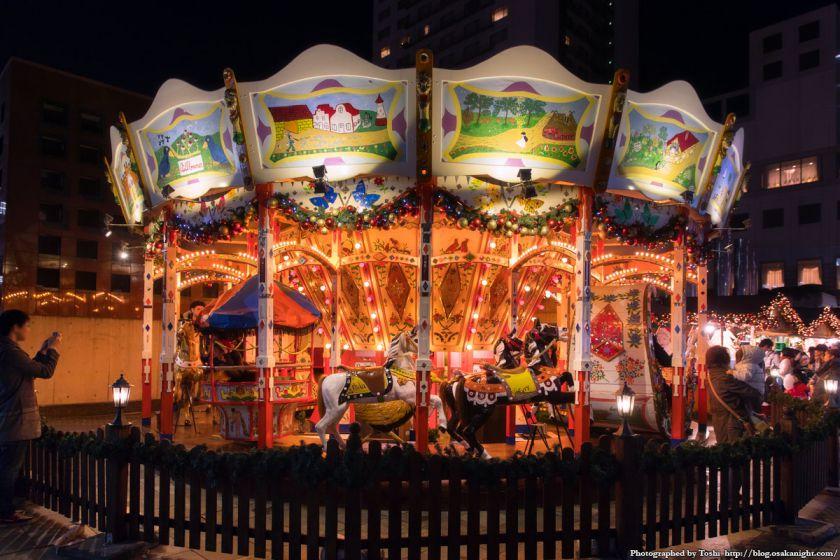 ドイツクリスマスマーケット大阪2016 02