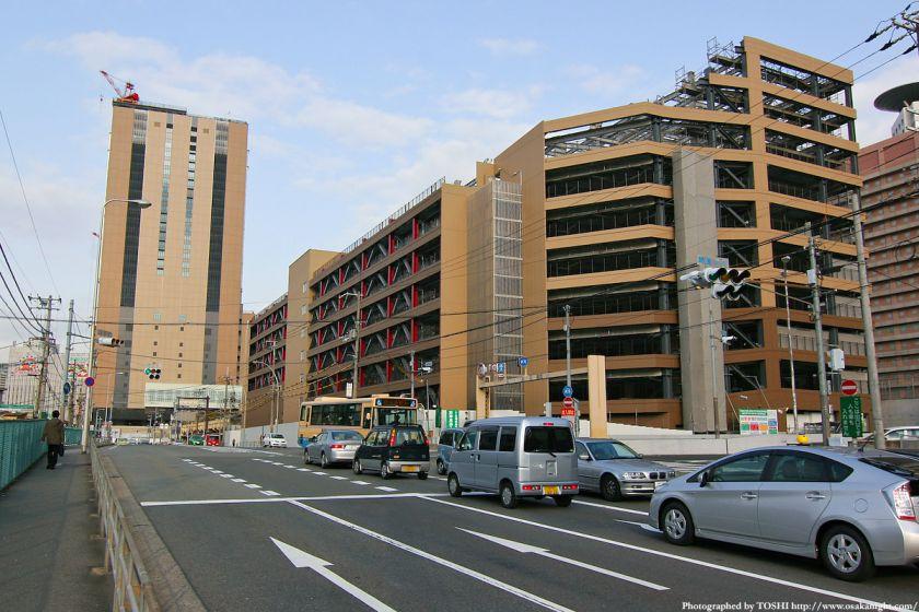 大阪ステーションシティ 駐車場棟