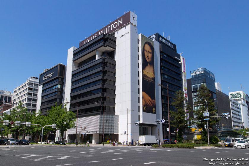 心斎橋プラザビル 2017年6月