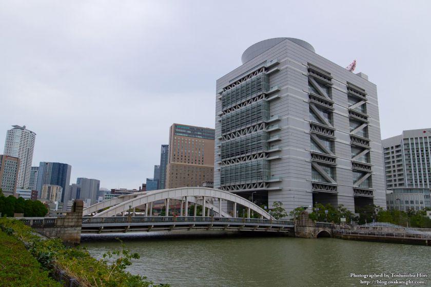 大阪国際会議場(グランキューブ大阪) 2017年10月