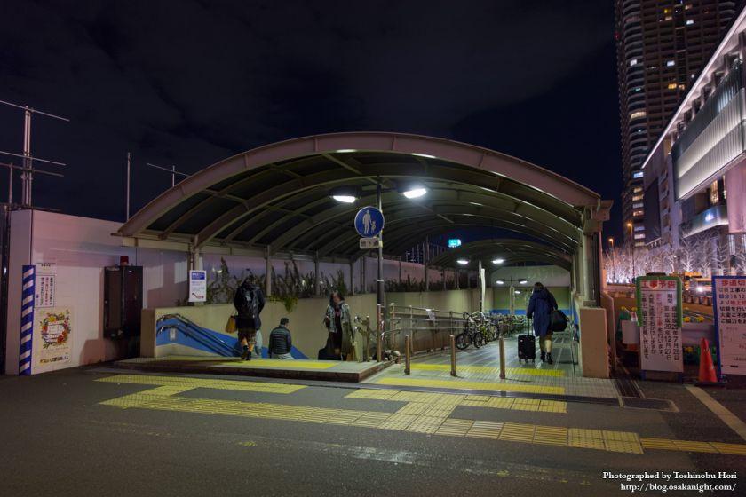 梅北地下道 2017年12月 01