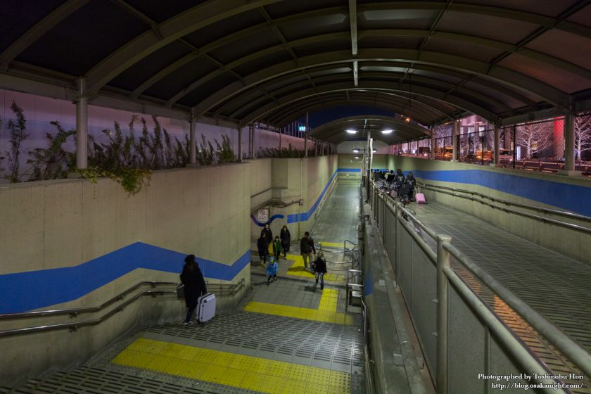 梅北地下道 2017年12月 03