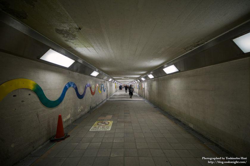 梅北地下道 2017年12月 05