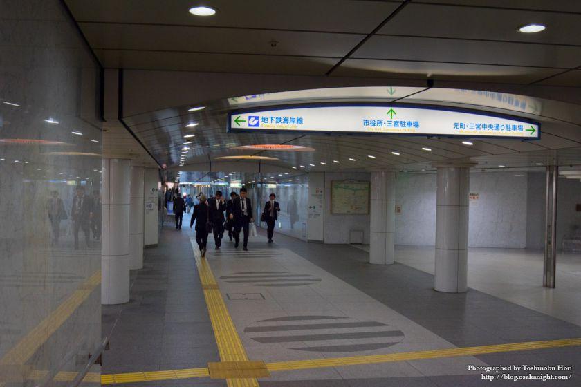 モンベル神戸三宮店 ルート 03