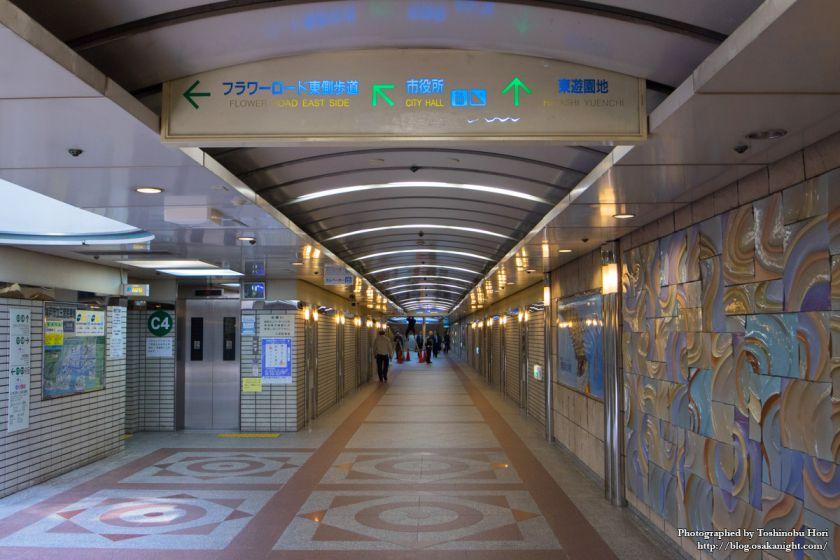 モンベル神戸三宮店 ルート 04