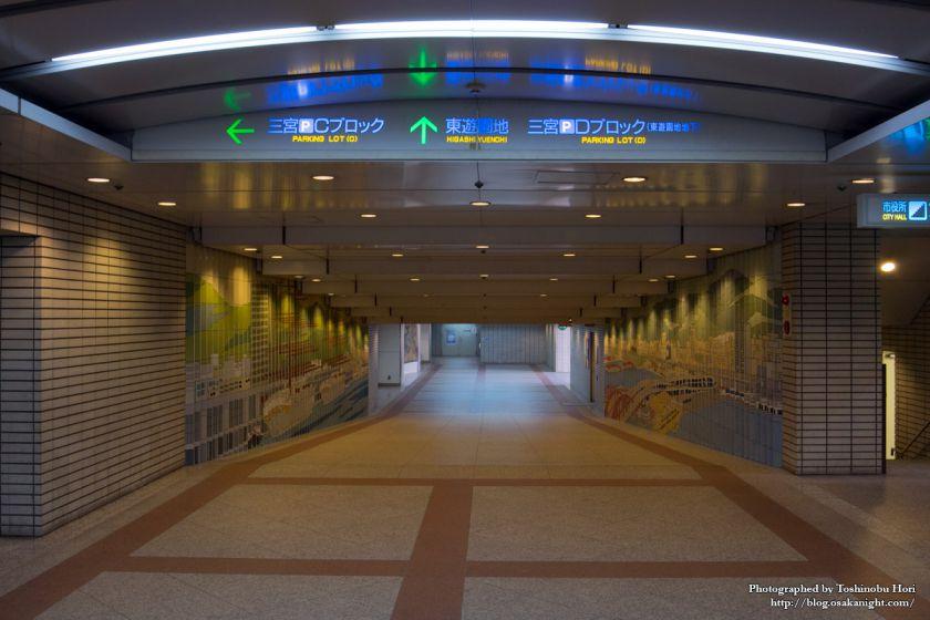 モンベル神戸三宮店 ルート 05