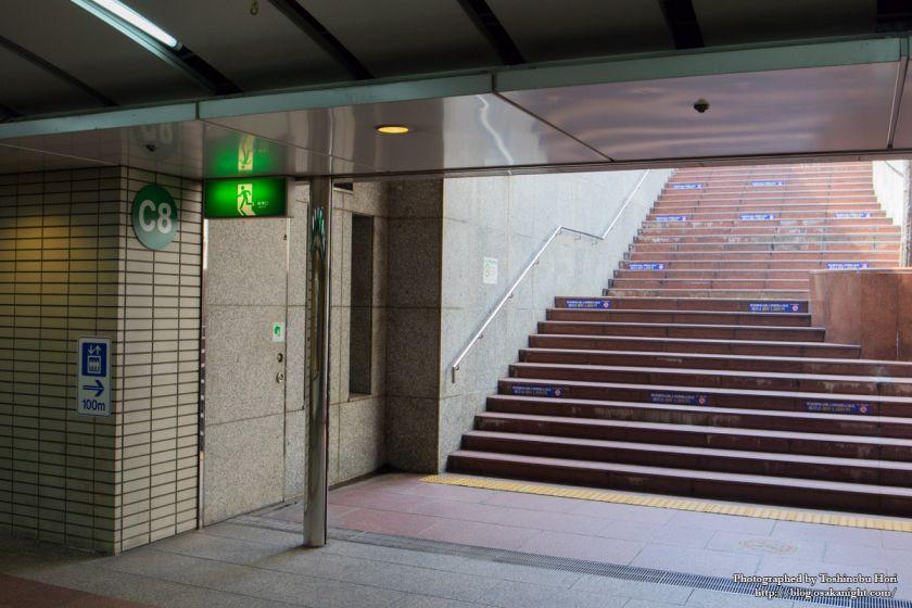 モンベル神戸三宮店 ルート 06