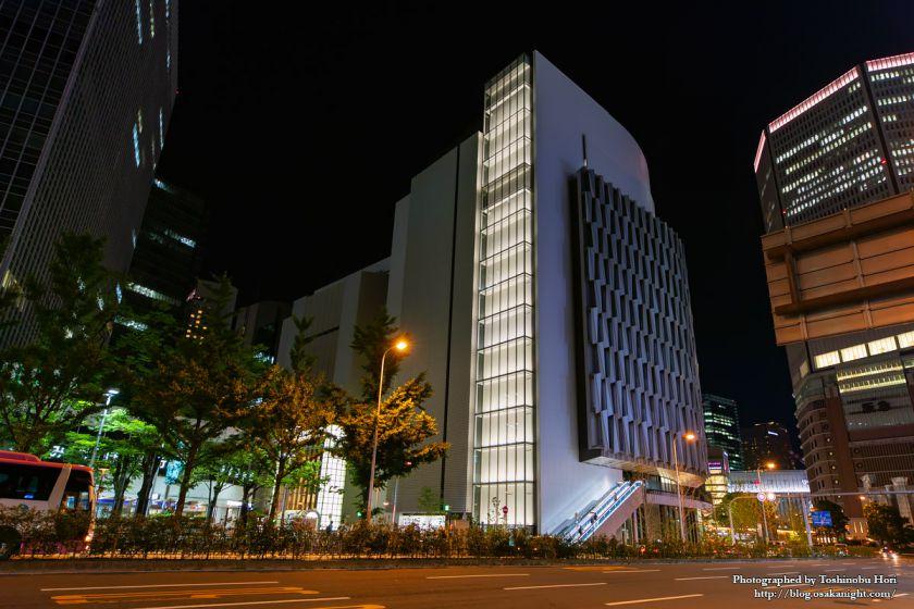 大阪梅田ツインタワーズ・サウス 南端 2018年6月