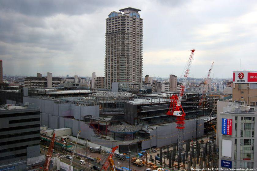 阿倍野A1地区再開発A2棟 2010年4月 01