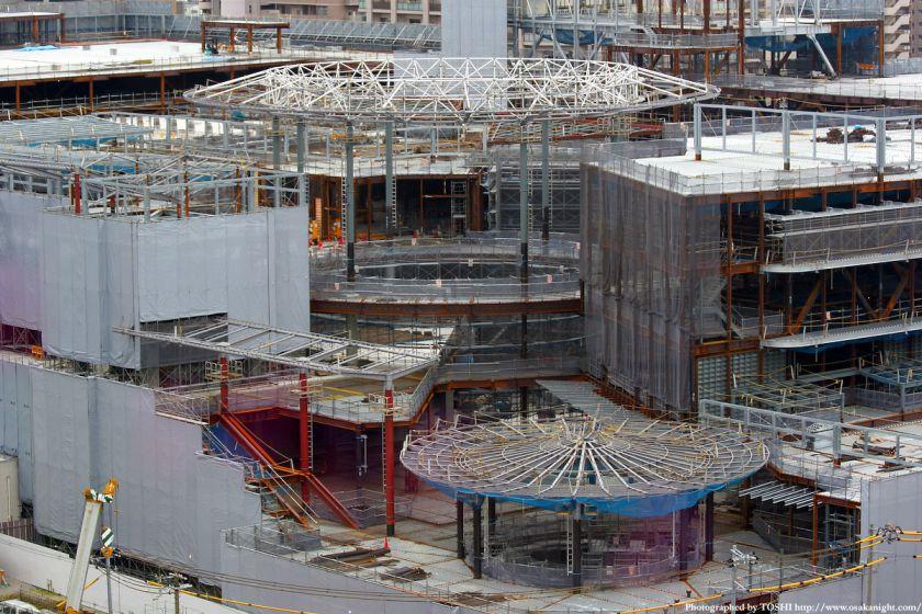 阿倍野A1地区再開発A2棟 2010年4月 02