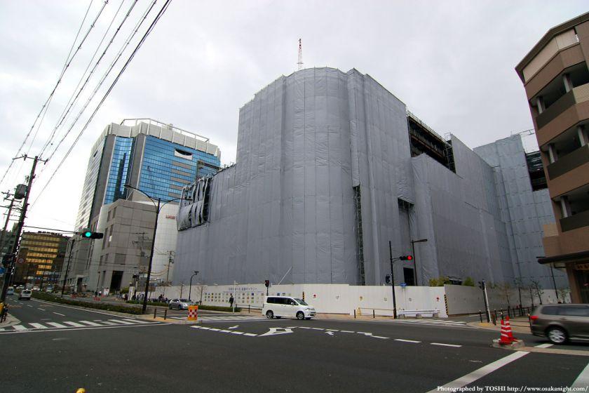 阿倍野A1地区再開発A2棟 2010年4月 03