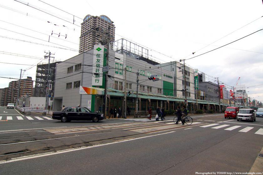 阿倍野A1地区再開発A2棟 2010年4月 04