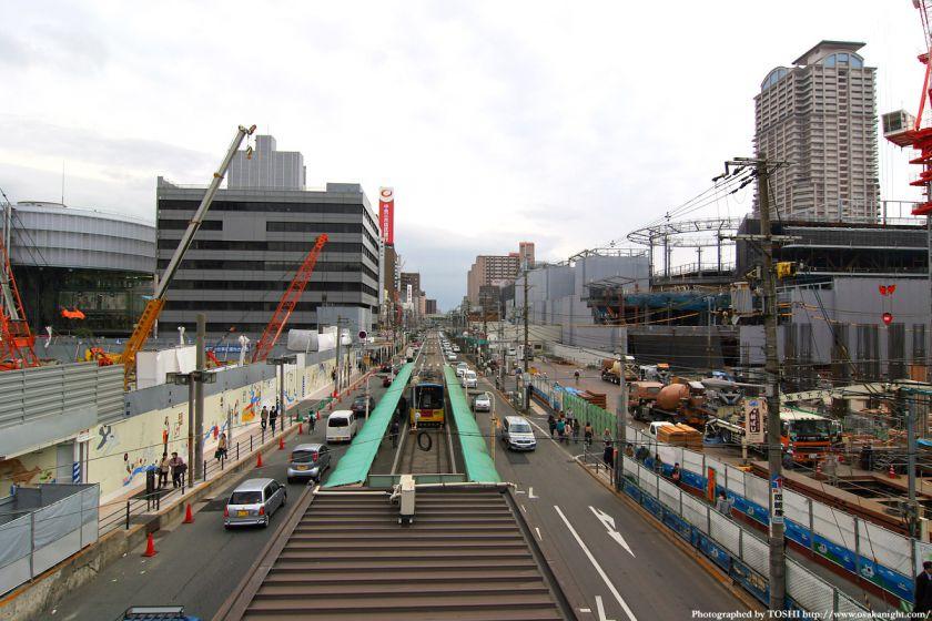 阿倍野A1地区再開発A2棟 2010年4月 06