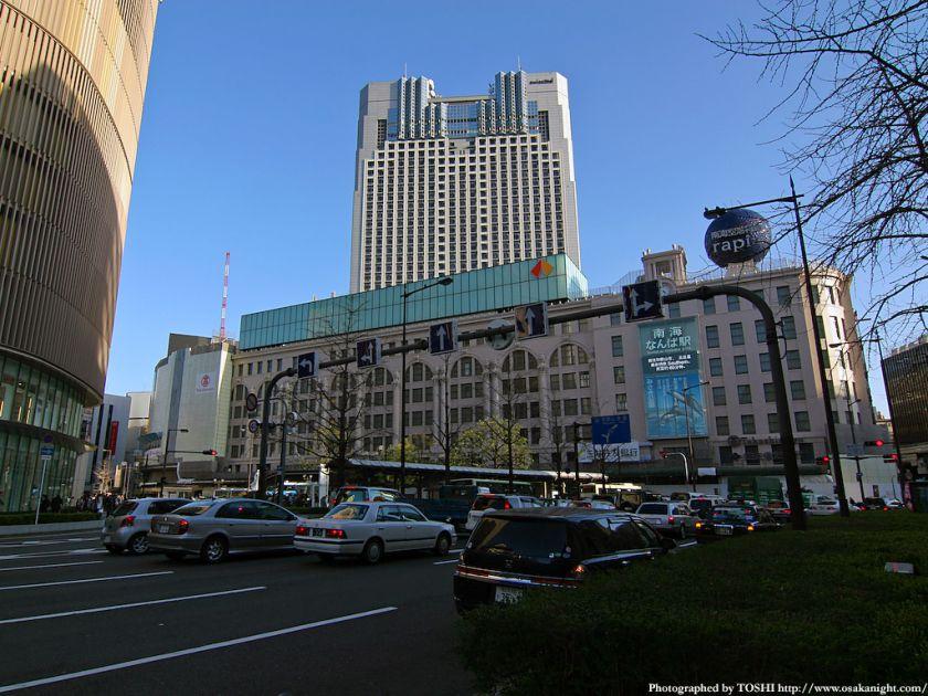 南海なんば駅(高島屋大阪店)