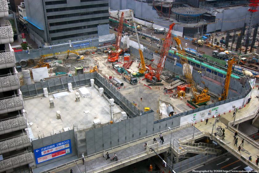 阿部野橋ターミナルビル タワー館 2010年4月 02
