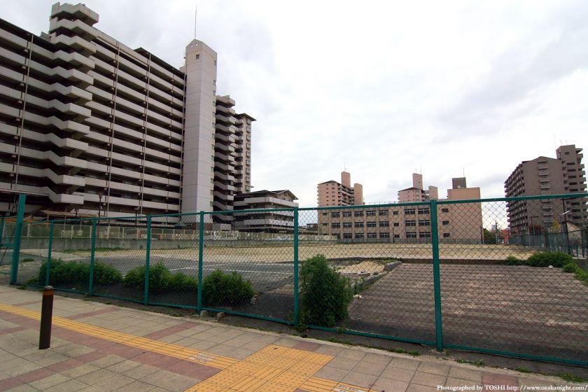 阿倍野B2地区再開発D4-1棟 2010年4月