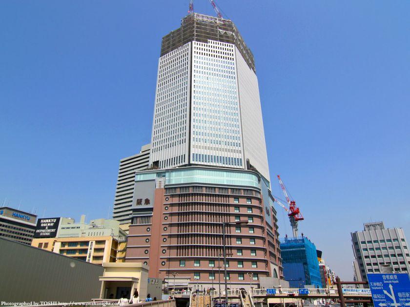 梅田阪急ビル建替計画1