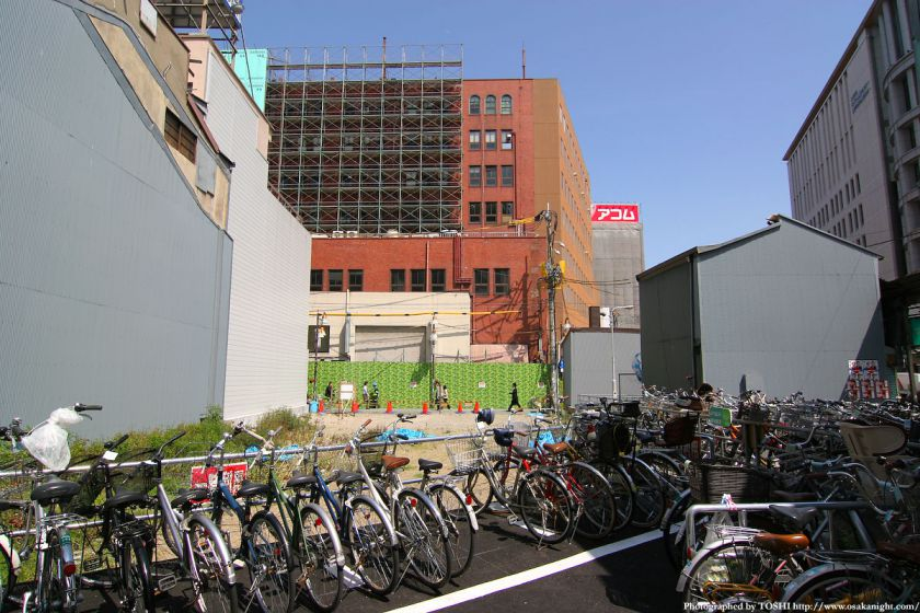 天六阪急ビル 2010年4月 07