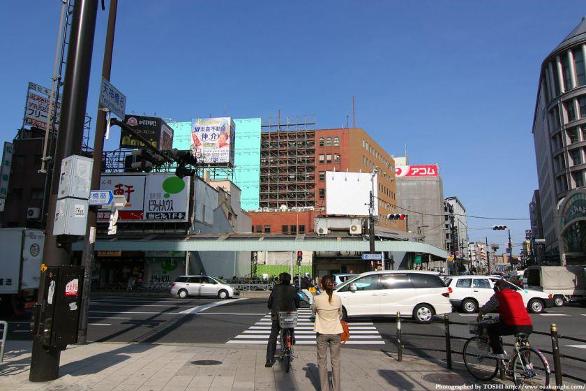 天六阪急ビル 2010年4月 08