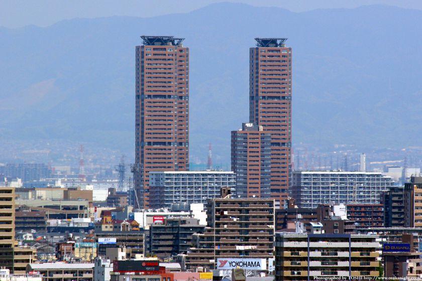 いのちの塔からの眺め サンマークスだいにち