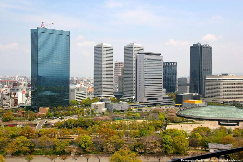 OBP大阪ビジネスパーク全景 01