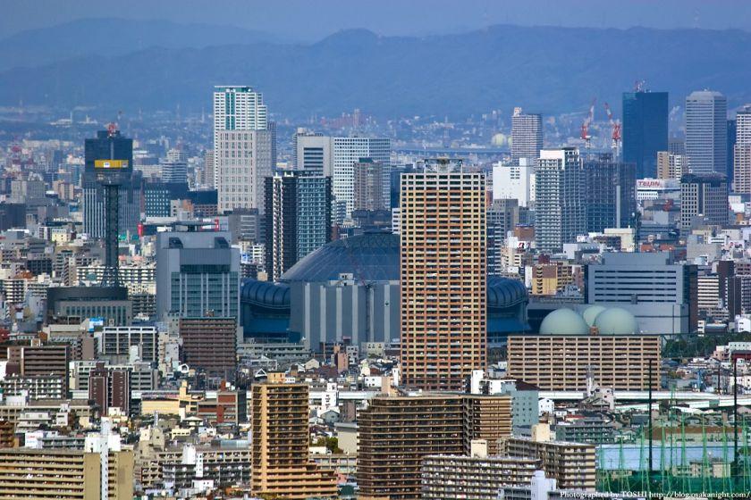 WTCコスモタワーから見た大阪都心02
