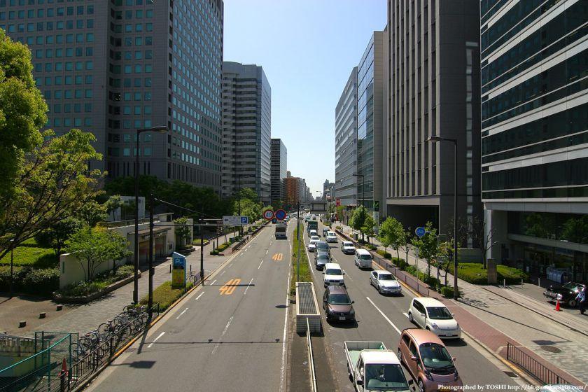 新大阪 高層ビル群
