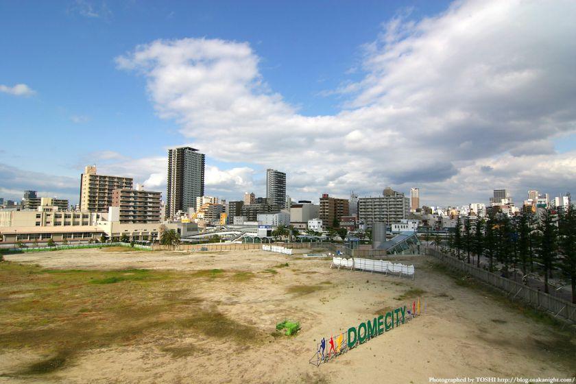 京セラドーム大阪 イオン建設予定地 02