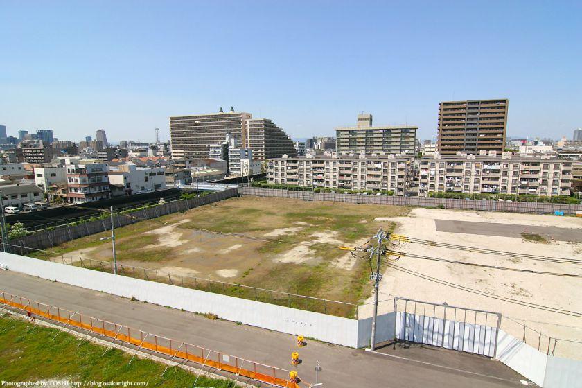 (仮称)城東区永田三丁目計画 建設予定地 2010年6月 02