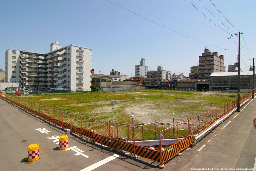 (仮称)城東区永田三丁目計画 南側敷地 2010年6月