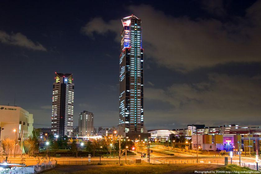 南港 WTCコスモタワー夜景