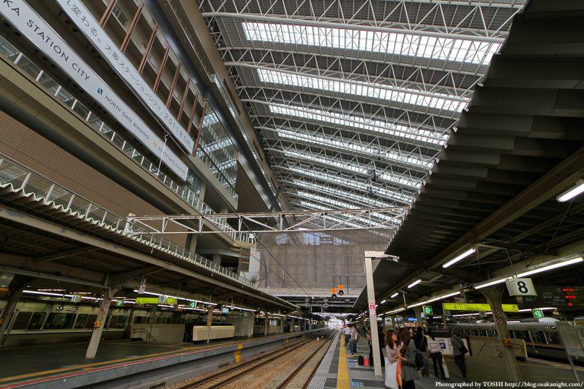 大阪駅 ドーム屋根 02