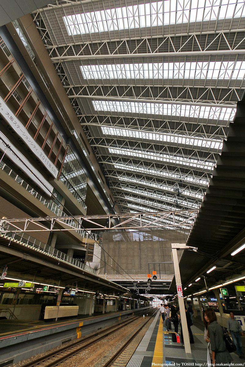 大阪駅 ドーム屋根 05