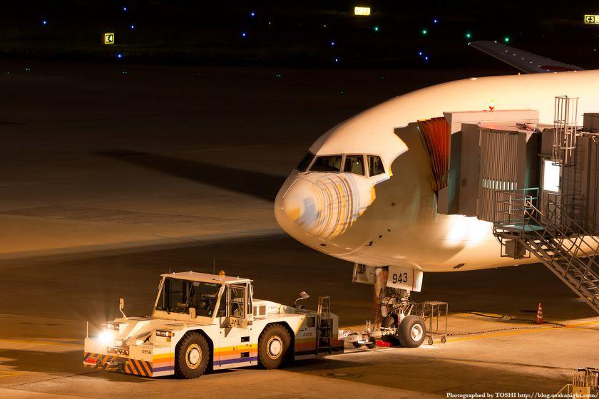 伊丹空港 夜景 03