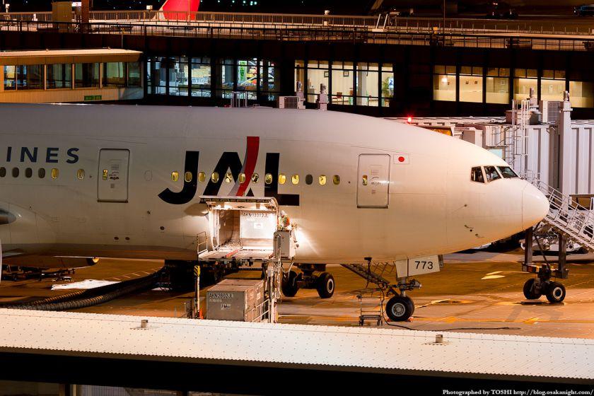 伊丹空港 夜景 04