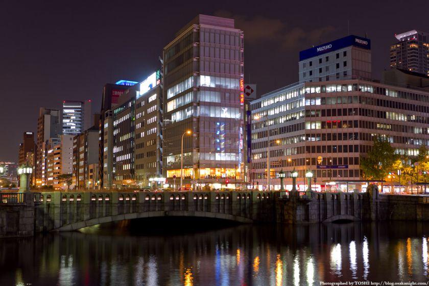 淀屋橋 夜景