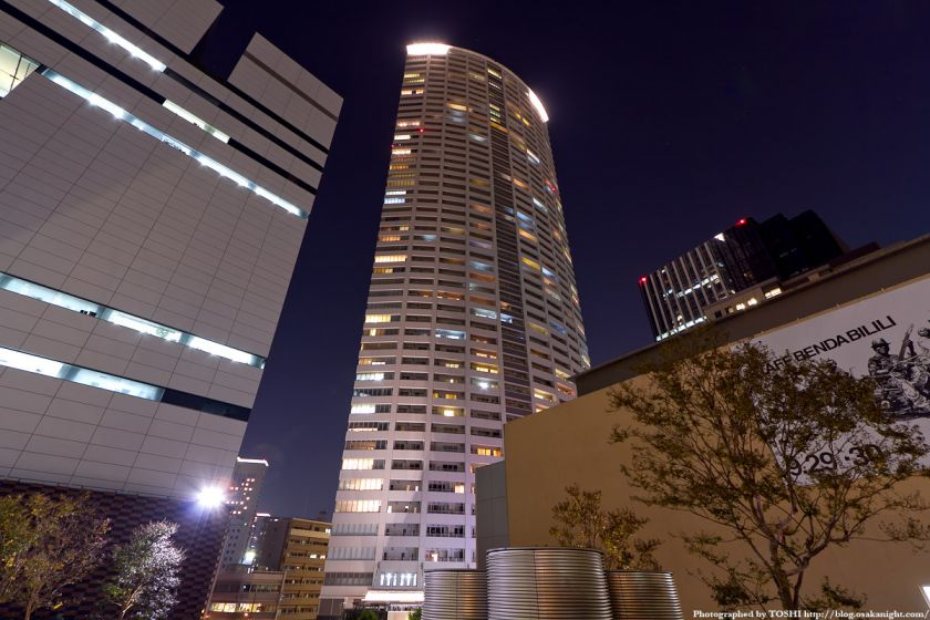 The Tower Osaka 夜景