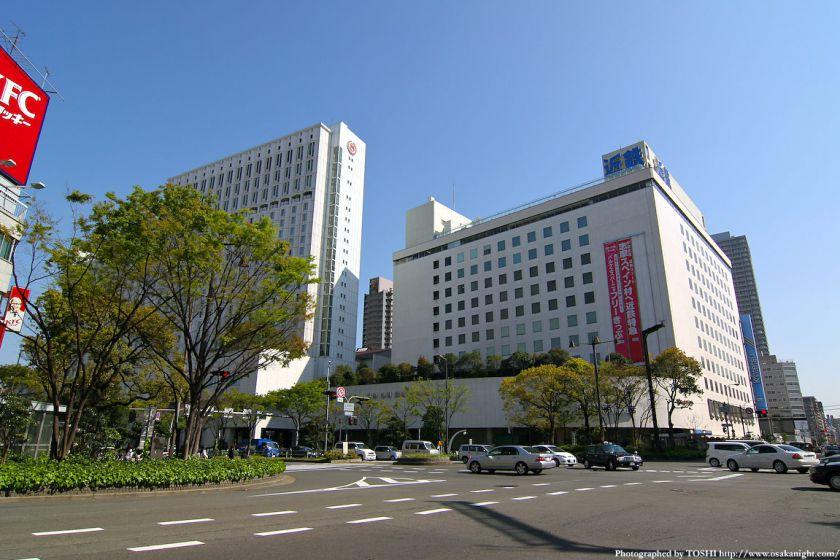 上本町ターミナル全景