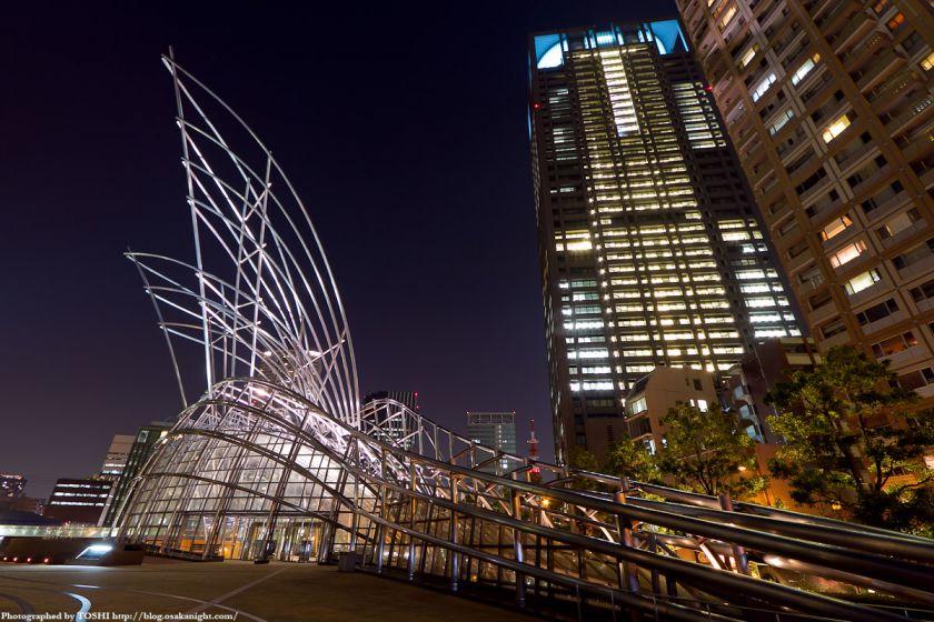 国立国際美術館 夜景 01