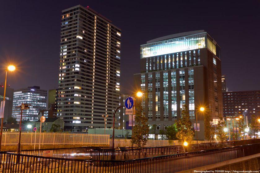 N4.Towerと大阪大学中之島センター